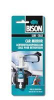 Bison car mirror spuit + gaas 2 ml kaart