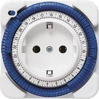 Theben TIMER 26 ws - analogue socket switch clock TIMER 26 ws