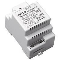 Ritto 1647701 - Power supply for intercom 230V / 18V 1647701