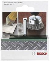 Bosch 2609256517 KomborstelØ70 mmStaaldraadSchacht-Ã 6 mm1 stuks