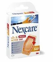 Nexcare Active Maxi Pleisters (5st)