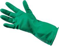 EKASTU Sekur 481 123 Veiligheidshandschoenen voor gebruik met chemicaliën M3-PLUS, Cat. 3 Nitril-Perbunan (NBR) Maat 10