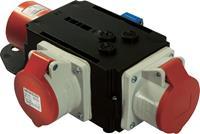 as - Schwabe MIXO Adapter RUHR 60833 CEE stroomverdeler 400 V 32 A