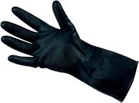 EKASTU Sekur 481 113 Veiligheidshandschoenen voor gebruik met chemicaliën M2-PLUS, Cat. 3 Polychloropreen Maat 10