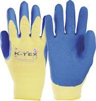 KCL 930 Handschoen K-TEX® Para-aramidevezel met coating van natuurlatex Maat (handschoen): 7, S