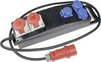 as - Schwabe 60560 CEE stroomverdeler 400 V 16 A