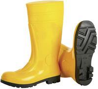 Leipold & Döhle Veiligheidslaars PVC Safety S5 Maat: 39 Geel Leipold + Döhle Safety 2490 1 paar