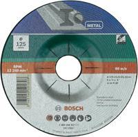 Bosch 2609256337 Afbraamschijf gebogen, metaalØ125 mm 1 stuks