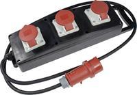 as - Schwabe 60558 CEE stroomverdeler 400 V 16 A