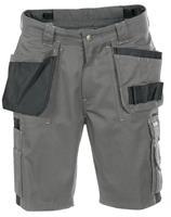 shorts monza grijs-zwart 42