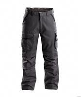Dassy broek connor grijs-zwart 44