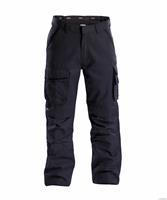 Dassy broek connor marine-zwart 44