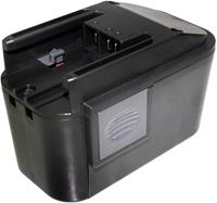 XCell 118842 Gereedschapsaccu Vervangt originele accu AEG B9.6 9.6 V 3000 mAh NiMH