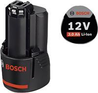 Bosch 1600A00X791 Lithium-Ion (Li-Ion) 3000mAh 12V oplaadbare batterij/accu