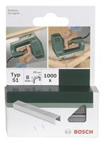 Niet type 57 1000 stuks Bosch 2609255847