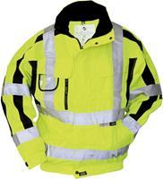 ELDEE 40920 Veiligheidspilotenjack Keflavik Maat=L EN ISO 20471:2013 klasse 3, EN 343:2003+A1:2007 klasse 2/2