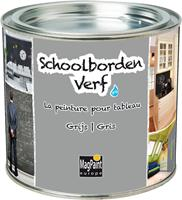 Schoolbordverf Rood 500 ml