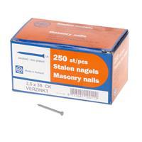 Hjz Stalen nagel 35 x 2.5mm