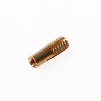 Fischer Messingplug MS m4 x 15mm
