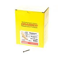 Grabber plintschroef 3.9x41 trimhead gefosf
