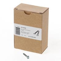 Dulimex AIS 4025B Anti-inbraakschroef 4.0 x 25mm staal verzinkt 0112.400.4025