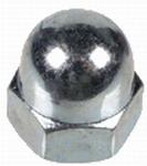 Dopmoer DIN 1587 M4 verzinkt