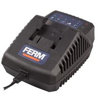 Ferm CDA1080S Acculader 2 Amp