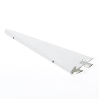 Fipro steun type 4050 wit 20cm
