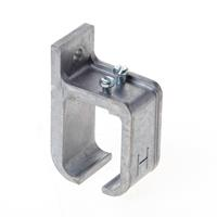 Henderson raildrager,aluminium voor wandmontage incl. verbindingsfunctie, 1AX/290