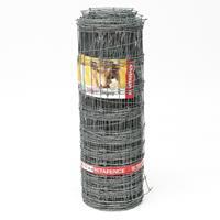 Bekaert geknoopt gaas met specifieke ursusknoop - Verzinkt - 80 cm - 50 meter