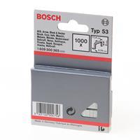 Bosch nieten gegalvaniseerd met fijne draad type-53 8mm
