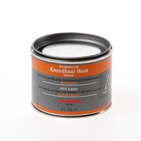 Frencken Kneedbaar hout meranti 125ml