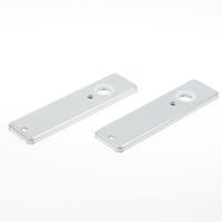 Hoppe kortschilden aluminium rechth.z/sg. 202kp-ug f1