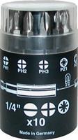 Ironside Bitbox sl-ph-pz 10-delig