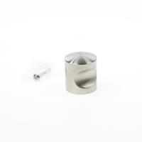Oxloc Knop rond roestvaststaal 30mm