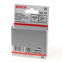 Bosch nieten gegalvaniseerd met smalle rug 19mm