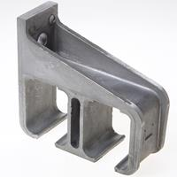 Henderson Raildrager aluminium 5a/301