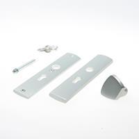 Axa Veiligheidsbeslag s-knop omkeerbaar F1 PC55mm 6660-51-11/55