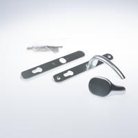 Hoppe Small scharnier garnituur F1 PC92mm voor deurdikte 67-72mm 86g/3278/3276