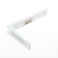 Dulimex ES 3152B Drager aluminium 100 x 150mm wit gelakt 0513.210.3152