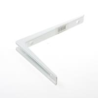 Dulimex ES 3202B Drager aluminium 150 x 200mm wit gelakt 0513.210.3202