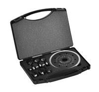 Interdynamics tegelboorsysteem waxboor koffer BlackPower droog