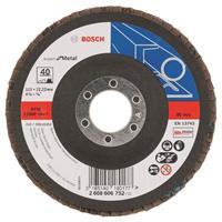 Bosch Lamellenschuurschijf 115 mm, 22,23 mm, 40