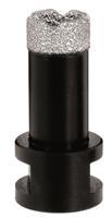 Interdynamics BlackPower tegelboor droog M14 20 mm