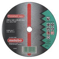 Metabo 616728000 Flexiamant Super Doorslijpschijf - 115 x 2,5 x 22,23mm