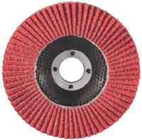 Metabo 626171000 Lamellen schuurschijf - 125 x 22,23 x P80 (10st)