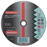 Metabo 616224000 Flexiarapid Super Doorslijpschijf inox - 150 x 1,6 x 22,23mm
