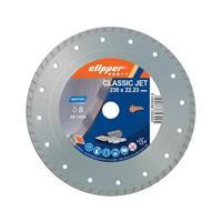Clipper 70184626816 Classic Jet Diamantzaagblad - 180 x 22,23mm - Universeel