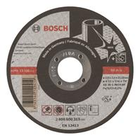 Bosch 2608600319 Expert Doorslijpschijf - 115 x 22,23 x 2,5mm - metaal