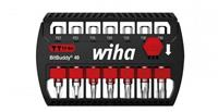 "Wiha Bitset BitBuddy® TY-bit 49 mm zeskant 7-delig 1/4"" (42114)"
